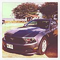 OMG Driving convertible Mustang around Kauai, more paradise - (5325044123).jpg