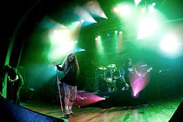 Obituary live in Toronto, 2009.jpg