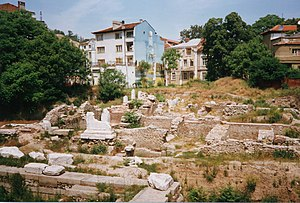 Odeon of Philippopolis - Image: Odeon plovdiv old