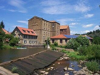 Odernheim am Glan - Staudernheimer Straße 1 – former estate mill