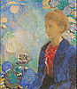 Odilon Redon (French - Baronne de Domecy - Google Art Project.jpg