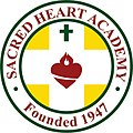 Official logo of the Sacred Heart Academy schools.jpg