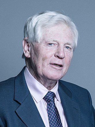 Captain of the Yeomen of the Guard - Image: Official portrait of Lord Davies of Oldham crop 2