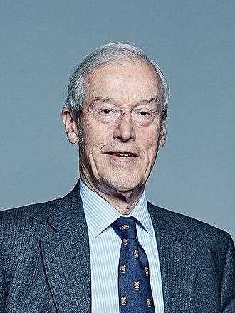 Alan Haselhurst, Baron Haselhurst - Image: Official portrait of Lord Haselhurst crop 2