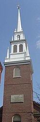 Kirchturm der Old North Church