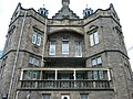 Old Royal Infirmary balconies - geograph.org.uk - 1529958.jpg