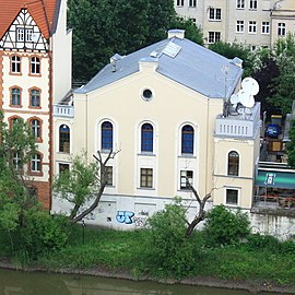 Old Synagogue in Opole.JPG