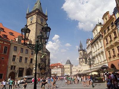 Old Town Square - Staroměstské náměstí.JPG
