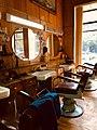 Old barbershop on Gay street Gyumri 06.jpg