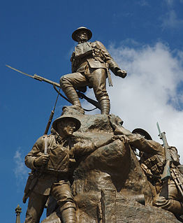Oldham War Memorial Oldham, Greater Manchester, OL1
