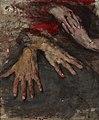 Olga Boznańska - Study of Two Pairs of Hands - MNK II-b-762 - National Museum Kraków.jpg
