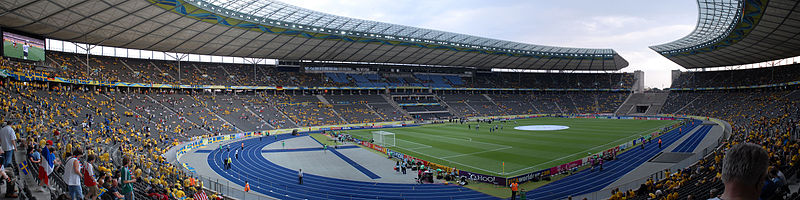 Panorama do Olympiastadion