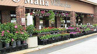 Marsh Supermarkets - O'Malia's Food Market at 4755 E. 126th Street in Carmel, Indiana in 2010