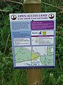 Open Access Sign - geograph.org.uk - 1309891.jpg