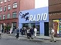 Opening of Stjerne Radio 01.jpg