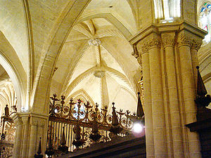 Orihuela - In the cathedral