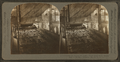 Oscillating screen separating grate coal from smaller sizes in breaker, Scranton, Pa., U.S.A, from Robert N. Dennis collection of stereoscopic views.png