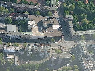 Eimsbüttel - The street Osterstrasse