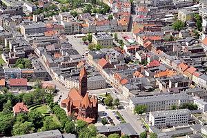 Ostrów Wielkopolski - Skyline