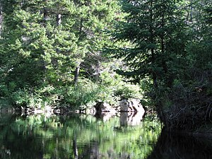 Oswegatchie River - Image: Oswegatchie River