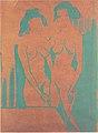 Otto Mueller - Zwei Mädchenakte im Atelier - ca1928.jpeg