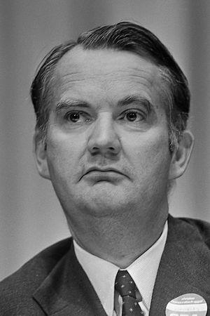 Otto van Verschuer - Otto baron van Verschuer in 1975