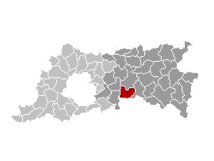 Oud-Heverlee - Image: Oud Heverlee Locatie