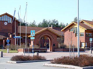 Oulunsalo Former municipality in Northern Ostrobothnia, Finland