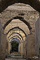 Outside arches Granary (23630470510).jpg