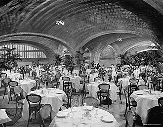 Grand Central Oyster Bar & Restaurant - Image: Oyster Bar Restaurant, Grand Central Terminal