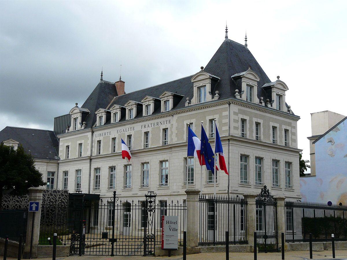 Hotel De Ville De Perigueux Wikipedia