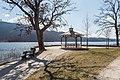 Pörtschach Halbinselpromenade Landspitz Pavillon 14032016 0931.jpg