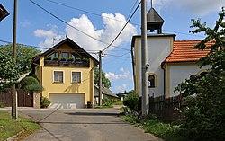 Přestavlky u Čerčan, chapel II.jpg