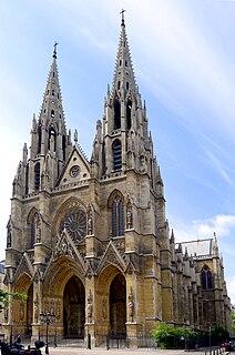 Sainte-Clotilde, Paris Church in France