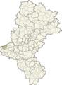 POL Gmina Rudnik na mapie województwa śląskiego.png