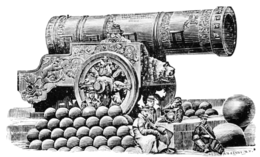 PSM V51 D161 The tsar cannon at moscow.png