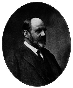 Francis Darwin - Francis Darwin in 1910