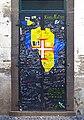 Painted door (Africa). Funchal, Madeira.jpg