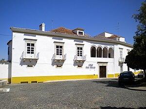Casa dos arcos concei o wikip dia a enciclop dia livre - Hostel casa dos arcos ...