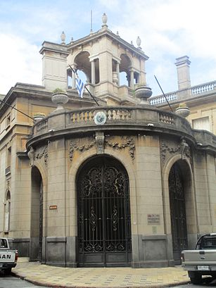 How to get to Palacio Taranco with public transit - About the place