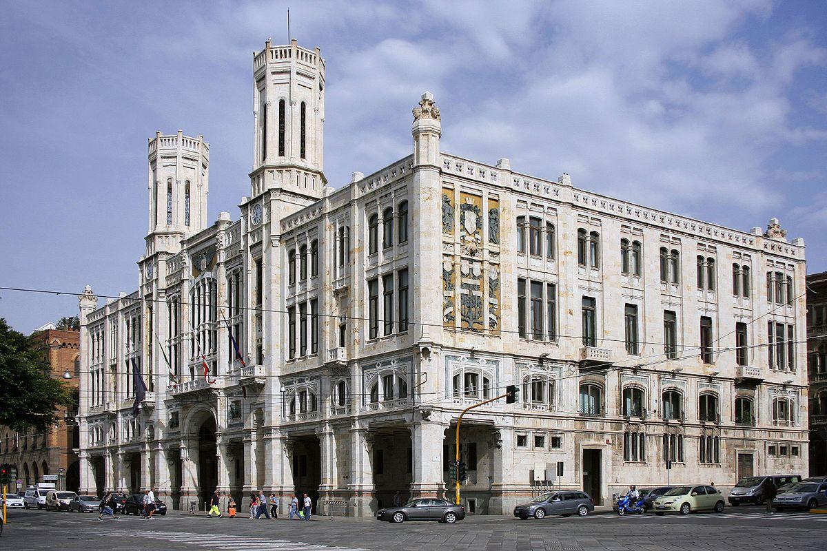 Palazzo Civico (Cagliari) - Wikipedia