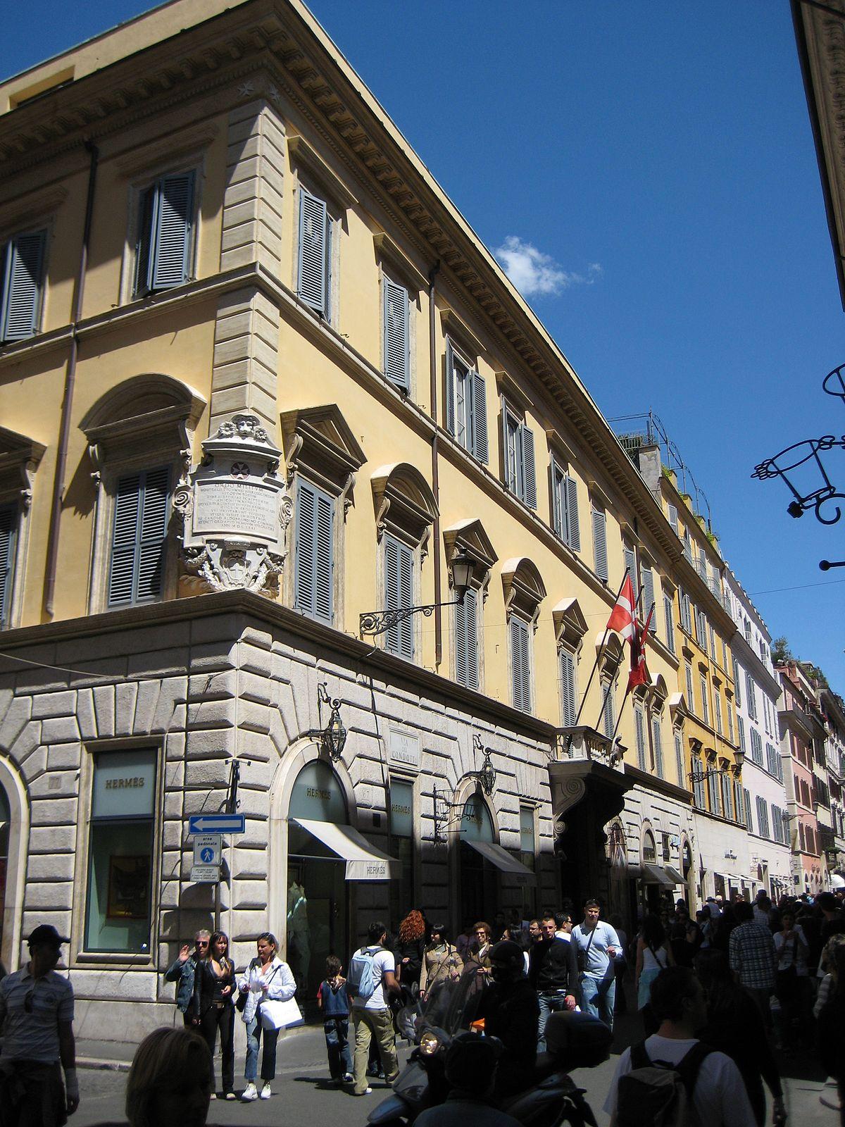 palais magistral  rome   u2014 wikip u00e9dia