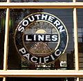 Palo Alto Southern Pacific Railroad Depot, 95 University Ave., Palo Alto, CA 5-27-2012 3-35-59 PM.JPG