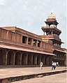 Panch Mahal, Fatehpur Sikri, Agra, MA13.jpg