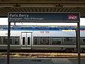 Panneau de nom — Gare de Paris-Bercy.jpg