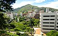 Panorámica de un cerro de la ciudad de Cali desde el Mirador de Belalcázar 2.JPG