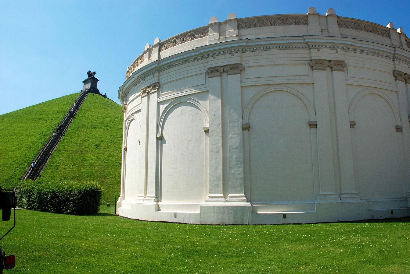 panorama de la Bataille de Waterloo
