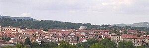 Lioni - Panoramic view of Lioni