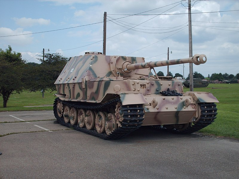 File:Panzerjager Tiger P Aberdeen Proving Grounds.JPG