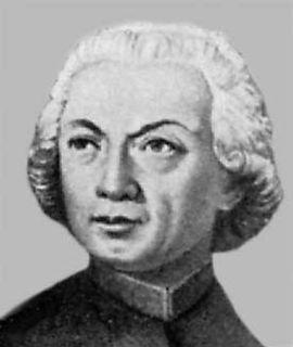 Paolo Frisi Italian mathematician and astronomer
